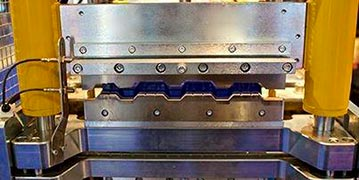 Resistência elétrica para hot stamping