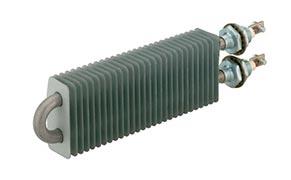 Fabricante de resistência elétrica aletada